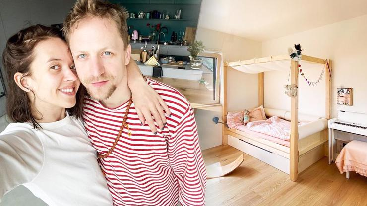 Klusovi si splnili další dva sny: Královský dětský pokojíček má bunkr i nebesa pro princezny
