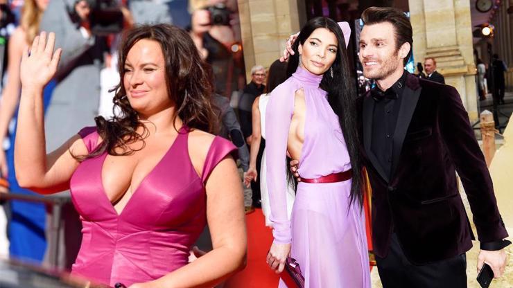 Nejhlubší dekolty z Varů: Tyhle celebrity se nebály svému poprsí upustit na uzdě