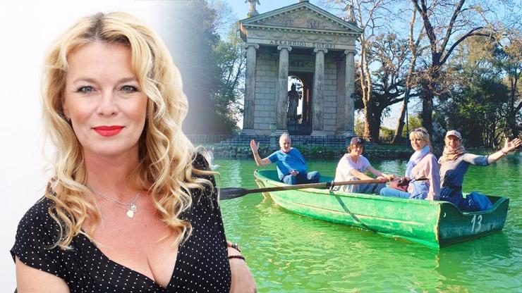 Hvězda Slunečné Lucie Benešová poznává svět: Je to zázrak! Nikde ani živáčka, pochvaluje si