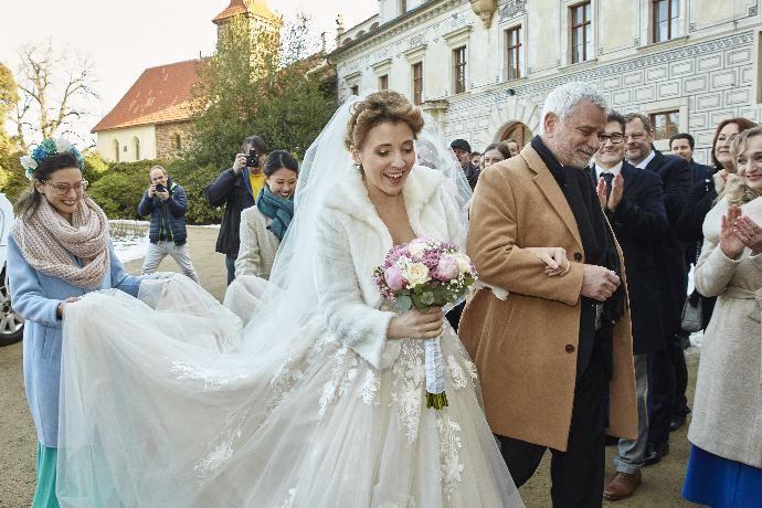 Anna Slováčková o posledním natáčení Ordinaci: Dojetí, únava a velké problémy se zimou