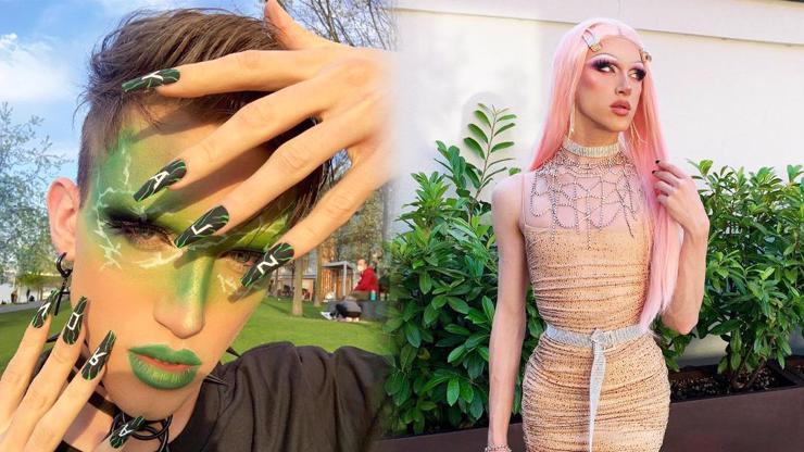 Kontroverzní youtuber předvádí svůdné outfity: Kterým z nich pohoršil nejvíc lidí?