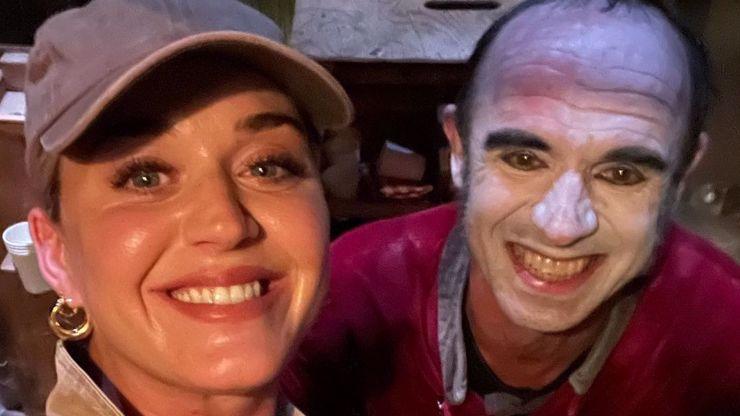 Katy Perry v Česku: Zatímco Orlando Bloom tu dře, zpěvačka řádí po Praze