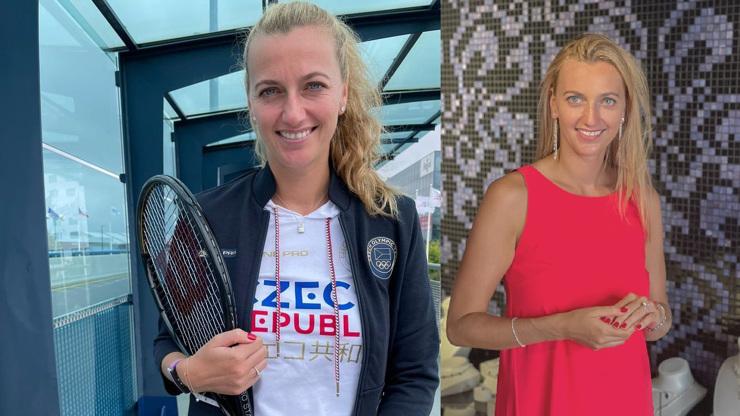Kvitová je připravená dobýt Tokio: Wimbledonská vítězka navlékne šperky za statisíce