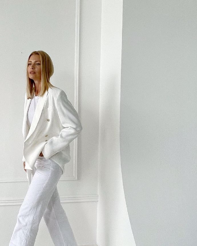 Topmodelka Daniela Peštová žila v Paříži i New Yorku.