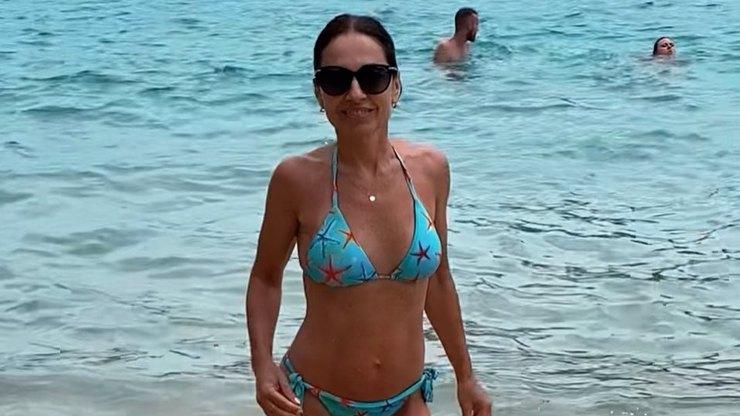 Michaela Kuklová (53) porazila rakovinu i čas: Vypadáš jako holčička, tleskají jí