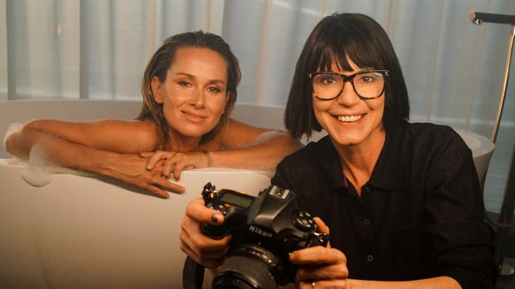 DJ Lucca ve svých 43 letech fotila pro Playboy: Na odvážných fotkách vypadá na 18
