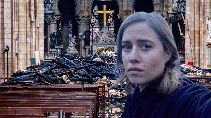 2 roky od fotky, která zbořila internet: Emma Smetana u hořící katedrály Notre Dame