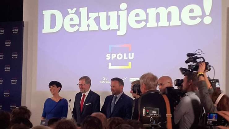 Češi rozhodli: Koalice SPOLU slaví. Komunisté zažívají historický neúspěch