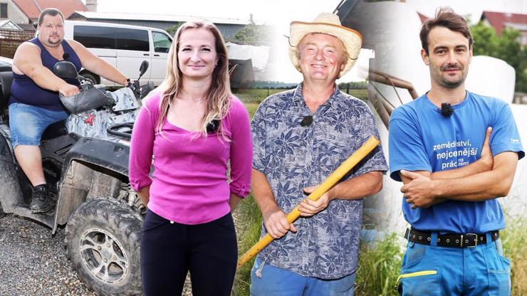 7 drsných farmářů a jedna farmářka hledají lásku na celý život: Vybrali byste si mezi kandidáty?