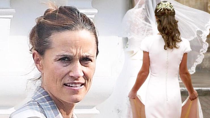 Pippa Middleton vypadá absolutně ztrhaně