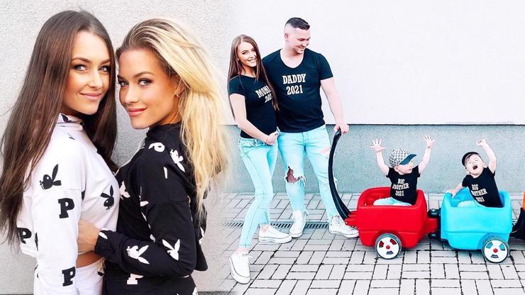 Sestra České Barbie Dominiky Myslivcové je těhotná: Třetí miminko po dvojčatech neplánovala