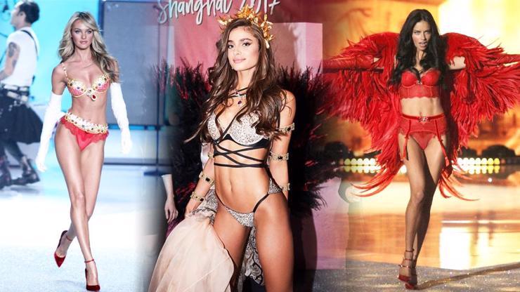 Žhavá tělíčka půvabných andílků! Tyhle modelky Victoria's Secret jsou nejhezčí na světě