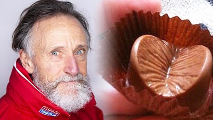 Bizarní dárek: Umělec nabízí čokoládový odlitek řitního otvoru