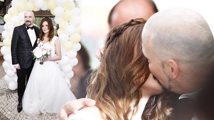 25 kouzelných fotek ze svatby Bohuše Matuše: Sladká nevěsta a dojatý ženich