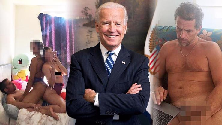Unikly skandální fotky Bidenova syna: Drogy, prostitutky, nahé fotky, soulože!