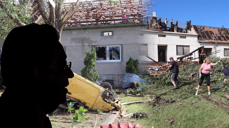 Vražedné tornádo na Moravě: Autobus s dcerou odlétl do pole, snad to přežije, pláče táta