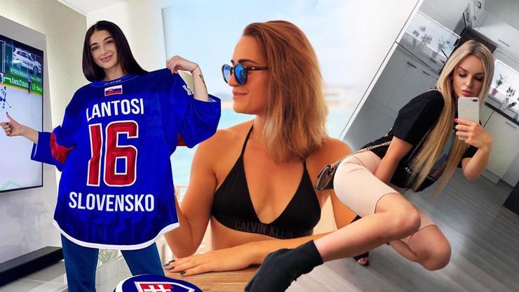 TOP 3 krásky slovenských reprezentantů: Který hokejista má doma největší poklad