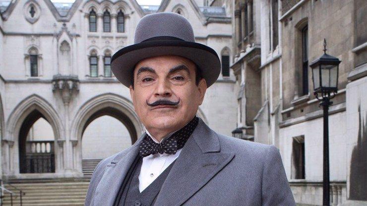 David Suchet: Hercule Poirota hrál 25 let, svou seriálovou smrt málem nepřežil