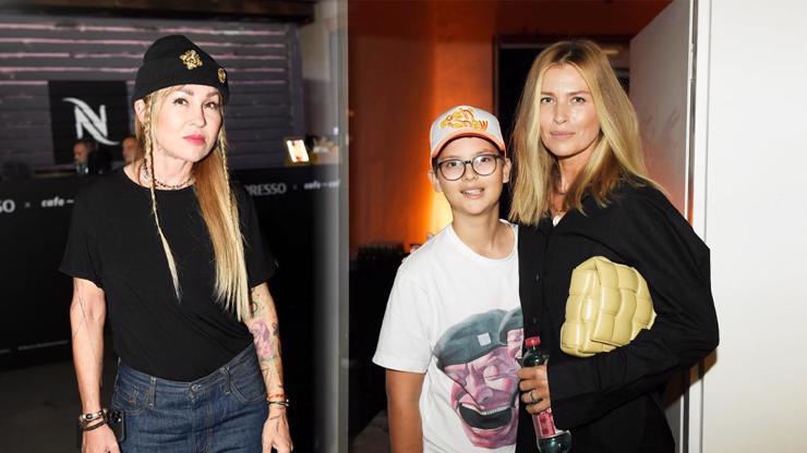 Týden módy v podání celebrit: Elegantní Peštová dorazila se synem, Hrachovcová tomu nasadila čepici