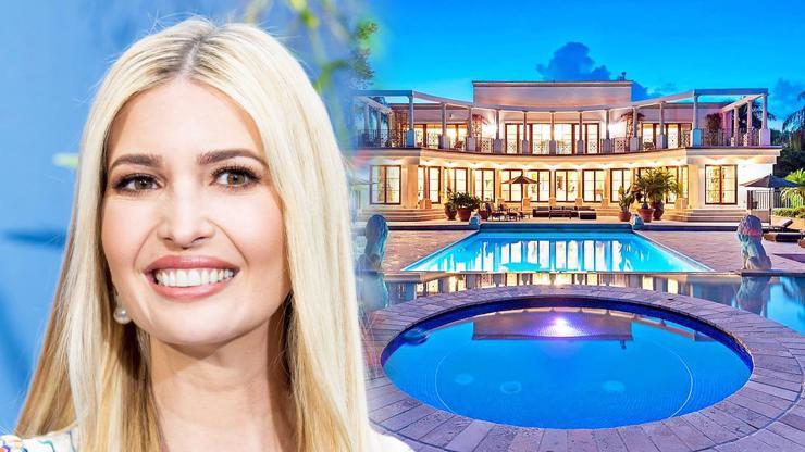 Luxusní bydlení Ivanky Trump na ostrově: Podívejte se do její rezidence