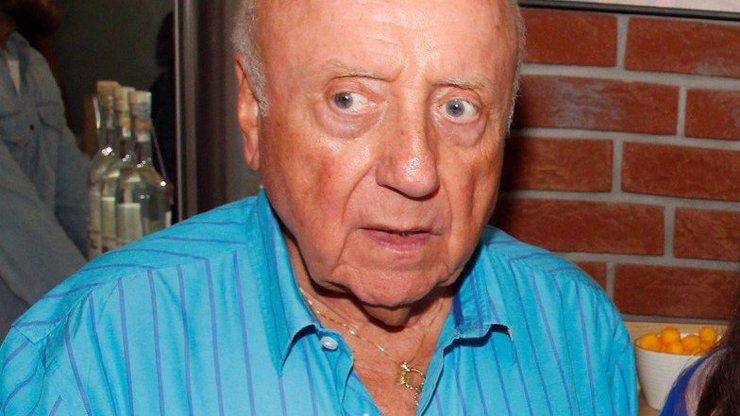 Felix Slováček (78) otevřeně o rozchodech: Rozvede se s Dádou Patrasovou (65)?