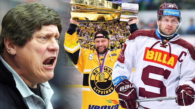 Hokejové legendy o utkání se Švédy: Kdo podle nich vyhraje zápas o všechno