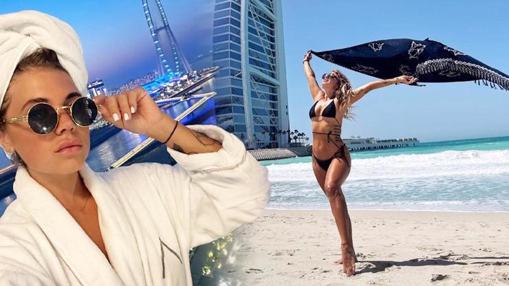 Takhle si žijí profi influenceři v Dubaji: Jeden den v luxusu se Sabine Kleckovou