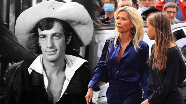 Pohřeb Jeana-Paula Belmonda: Bývalá žena Natty zvolila nevhodný outfit