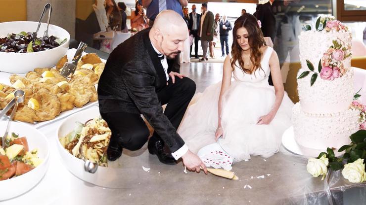 Z Lucie je paní Matušová:  Dojmy ze svatby, na které nechyběli pávi, kozy a řízky