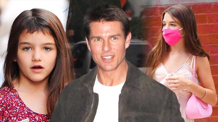 Suri Cruise slaví 15: Komu je dcera fanatického scientologa a krásné herečky podobnější