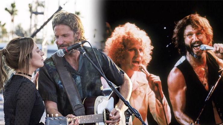 Zrodila se hvězda: Takhle vypadali Lady Gaga a Bradley Cooper v osmdesátých letech