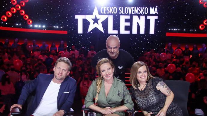 Porota Česko Slovensko má talent 2021.