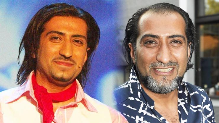 Ali Amiri v roce 2005 a 2021.