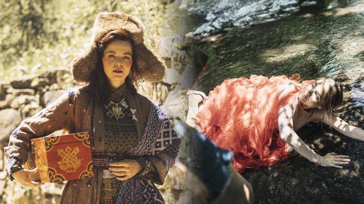 Hvězdy pózovaly: Basiková jako Johanka z Arku, Makarenko coby kurtizána