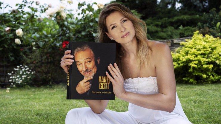 Ivana Gottová poskytla první rozhovor po smrti milovaného manžela, zpěváka Karla Gotta.