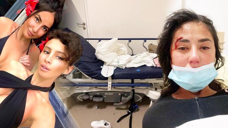 Brutální útok pařížských policistů na přítelkyni Zálešákové: Zmlátili mě v dodávce a svázali jako zvíře, říká Tereza