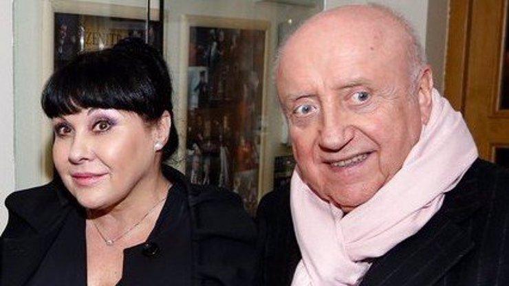 První slova Dády Patrasové: Vysmátá jako lečo po oznámení rozchodu manžela s Lucií Gelemovou