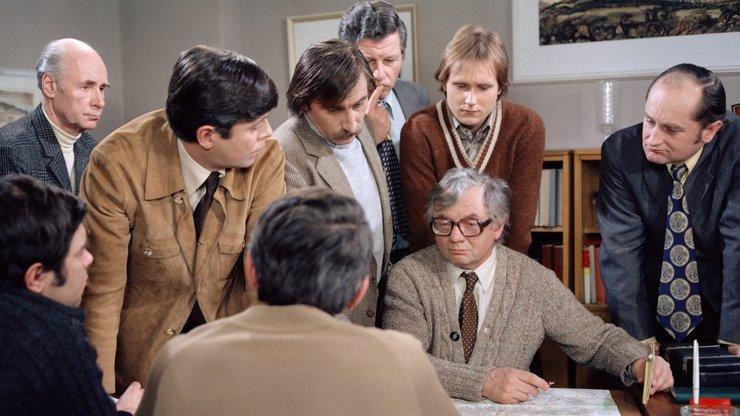 Hvězdy z Malého pitavalu: Co dnes dělají představitelé vyšetřovatelů?