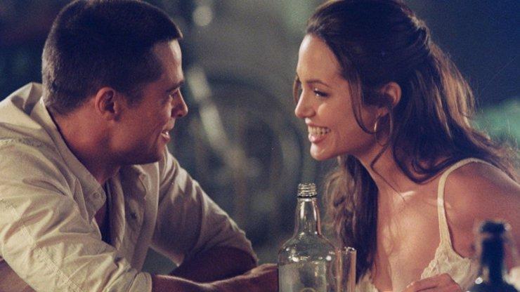 Takhle vznikla Brangelina: Film Mr. & Mrs. Smith má pro Brada a Angelinu hořkou dohru