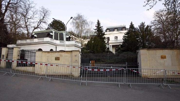 Ruská síla v Praze: Malou Moskvu tvoří 28 domů Kremlu včetně sídla gestapa