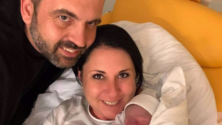 Porotce MasterChefa Radek Kašpárek se stal otcem: Po třech dcerách se mu narodil syn