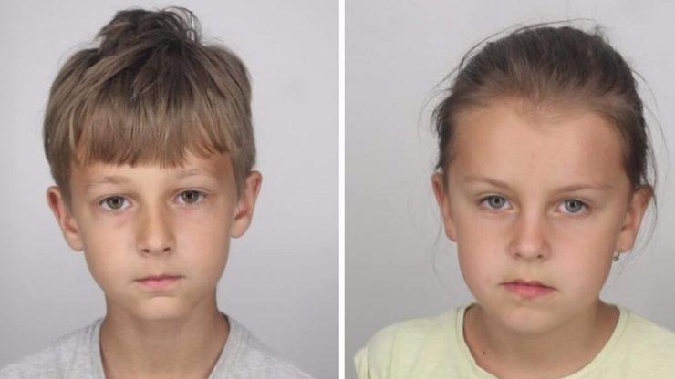 Zmizení sourozenců na Slovensku: Unesl Olivera (10) a Klaudii (8) vlastní otec?