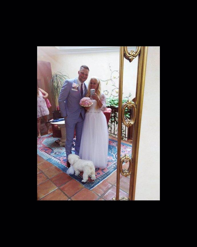 Monika Binias slaví s Petrem výročí svatby: O miminko se snažíme skoro rok