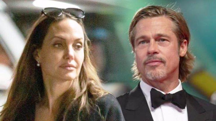 Angelina Jolie je vzteky bez sebe: Soud rozhodl ve prospěch Brada