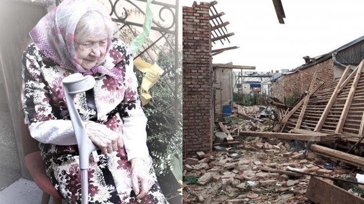 Ničivé tornádo: Babička (91) den před svými narozeninami přišla o všechno, nyní prosí o pomoc!