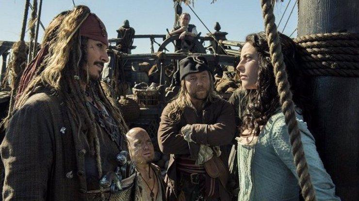 Piráti z Karibiku: Salazarova pomsta. Tohle jste o posledním díle možná netušili