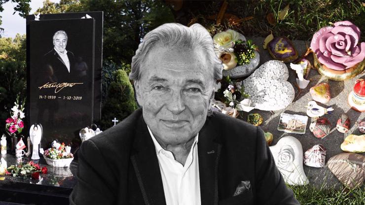 2 roky od smrti Karla Gotta: Mistrův hrob zasypala srdíčka a dojemné vzkazy