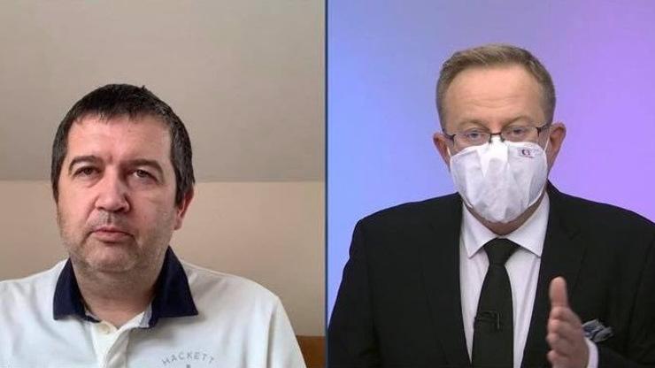 Strhaná tvář a strniště:  Zbídačený Hamáček vypadal, jako by posnídal novičok