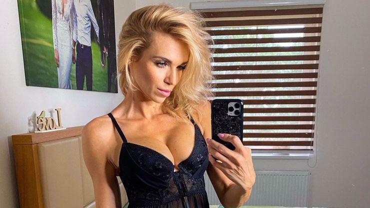 Hana Mašlíková se ukázala v erotickém prádle: Snímek sdílela z ložnice