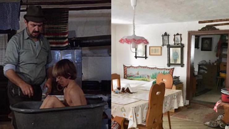 Za trnkovým keřem: Takhle dnes vypadá malebná filmová roubenka,  kde natáčel Tomáš Holý